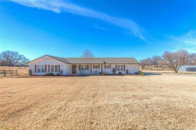 Broken Arrow Single Family Home For Sale: 12906 S Garnett Road