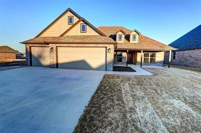Owasso Single Family Home For Sale: 8112 N 76th East Avenue