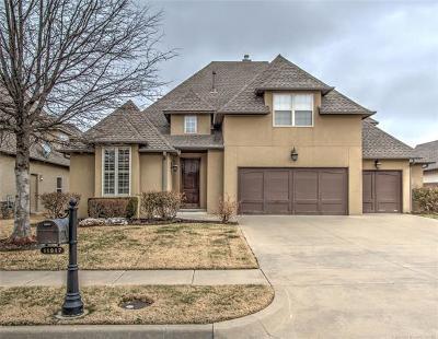 Tulsa Single Family Home For Sale: 11917 S Sandusky Avenue