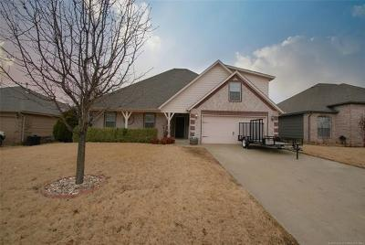 Coweta Single Family Home For Sale: 11845 S 268th East Avenue