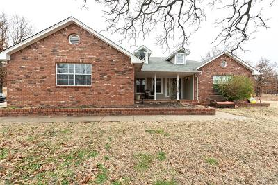 Skiatook Single Family Home For Sale: 10054 Lakewood Road