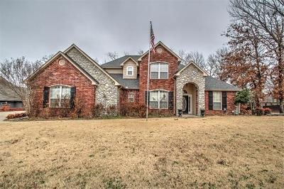 Catoosa Single Family Home For Sale: 203 New Haven Street
