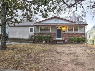Sand Springs Single Family Home For Sale: 807 N Birch Avenue