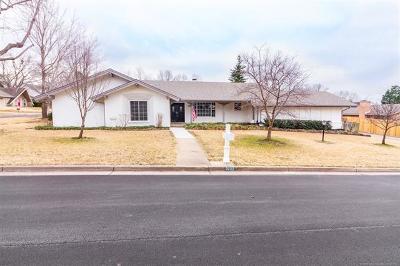 Tulsa Single Family Home For Sale: 3222 E 80th Street
