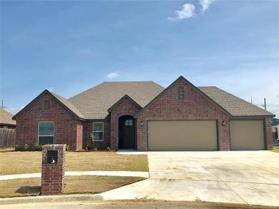Owasso Single Family Home For Sale: 9101 N 144th Avenue E