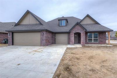 Owasso Single Family Home For Sale: 14202 E 91st Street N