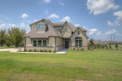 Owasso Single Family Home For Sale: 8724 N 66th East Avenue N
