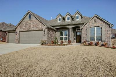Broken Arrow Single Family Home For Sale: 1516 E Quantico Street