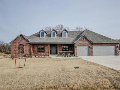 Sand Springs Single Family Home For Sale: 4307 S Teal Ridge Drive