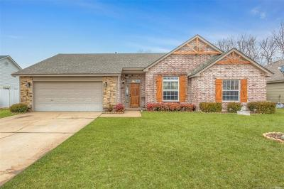 Coweta Single Family Home For Sale: 11176 S 274th East Avenue