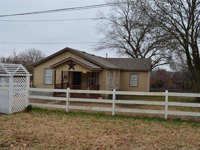 Sand Springs Single Family Home For Sale: 9730 W 59th Street S