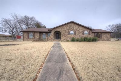 Okmulgee County Single Family Home For Sale: 1917 Crestview Drive