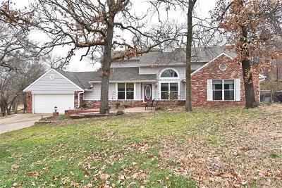 Creek County Single Family Home For Sale: 9312 S 46th West Avenue