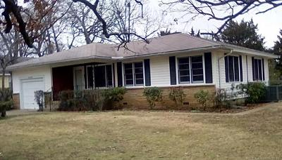 Claremore Single Family Home For Sale: 740 E 6th Street