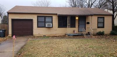 Tulsa Single Family Home For Sale: 4517 N Johnstown Avenue