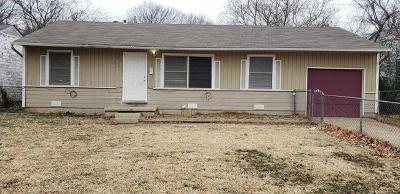 Tulsa Single Family Home For Sale: 4138 N Frankfort Avenue
