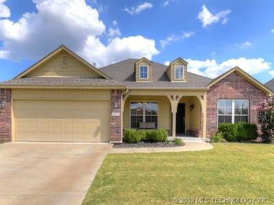 Broken Arrow Single Family Home For Sale: 2451 S Narcissus Court
