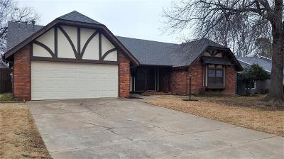 Tulsa Single Family Home For Sale: 8619 E 77th Place