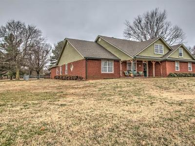 Muskogee Single Family Home For Sale: 5401 W Shawnee Street