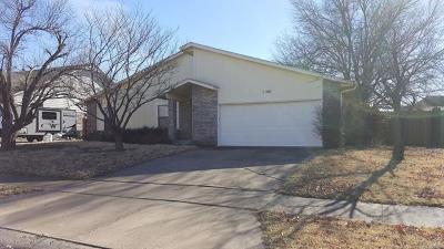 Glenpool Single Family Home For Sale: 1100 E 145th Place