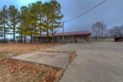 Beggs Single Family Home For Sale: 9948 Old Hwy 75