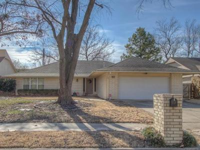 Broken Arrow Single Family Home For Sale: 2601 W Canton Place