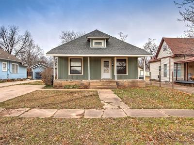 Sapulpa Single Family Home For Sale: 1007 E McLeod Avenue