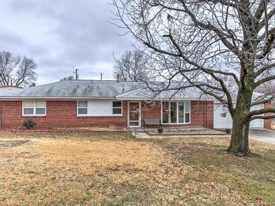 Tulsa Single Family Home For Sale: 3318 W 72nd Place S