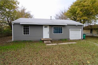 Tulsa Single Family Home For Sale: 5722 S 38th West Avenue