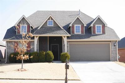 Bixby Single Family Home For Sale: 13307 S 21st Place