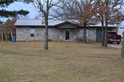 Talihina Single Family Home For Sale: 451466 E County Road 1630