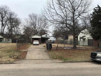 Tulsa Single Family Home For Sale: 463 S Pittsburg Avenue