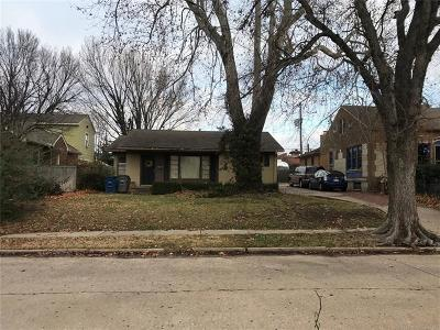 Tulsa Single Family Home For Sale: 1739 S Gary Place