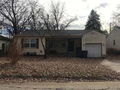 Tulsa Single Family Home For Sale: 208 E 54th Street