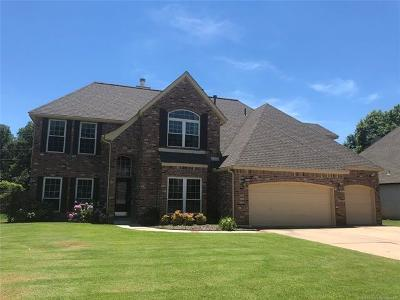 Tulsa Single Family Home For Sale: 6118 E 115th Place