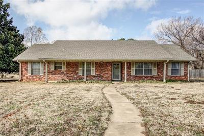 Bixby Single Family Home For Sale: 11490 S 83 East Avenue