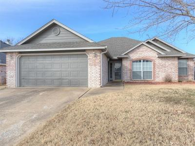 Collinsville Single Family Home For Sale: 11838 N 107th East Place