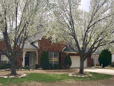 Tulsa Single Family Home For Sale: 10018 S 85th Place