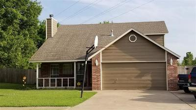 Owasso Single Family Home For Sale: 13104 E 77th Street North