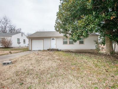 Tulsa Single Family Home For Sale: 1569 N Knoxville Avenue