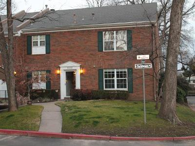 Tulsa Condo/Townhouse For Sale: 6253 S Yorktown Place #24
