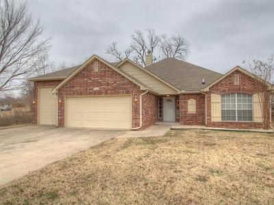 Sand Springs Single Family Home For Sale: 5123 Redbud Place