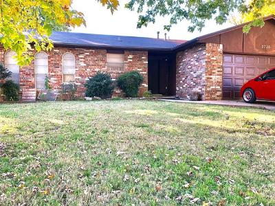 Tulsa Single Family Home For Sale: 2726 S 116th East Place