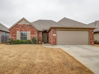 Broken Arrow Single Family Home For Sale: 1821 W Canton Court
