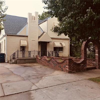Tulsa Single Family Home For Sale: 1531 N Boston Avenue