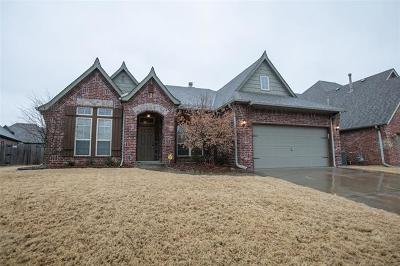 Bixby Single Family Home For Sale: 14462 S Gary Court