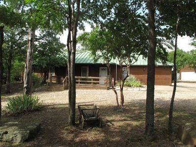 Cookson OK Single Family Home For Sale: $264,500