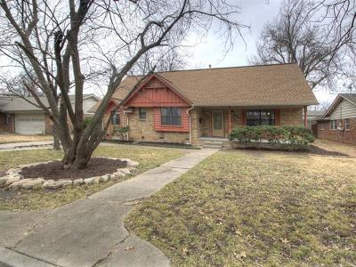 Tulsa Single Family Home For Sale: 5318 S Yorktown Avenue