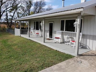 Claremore Single Family Home For Sale: 15400 S 4150 Road