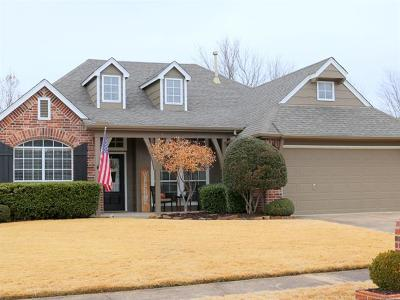 Jenks Single Family Home For Sale: 1023 W 118th Street